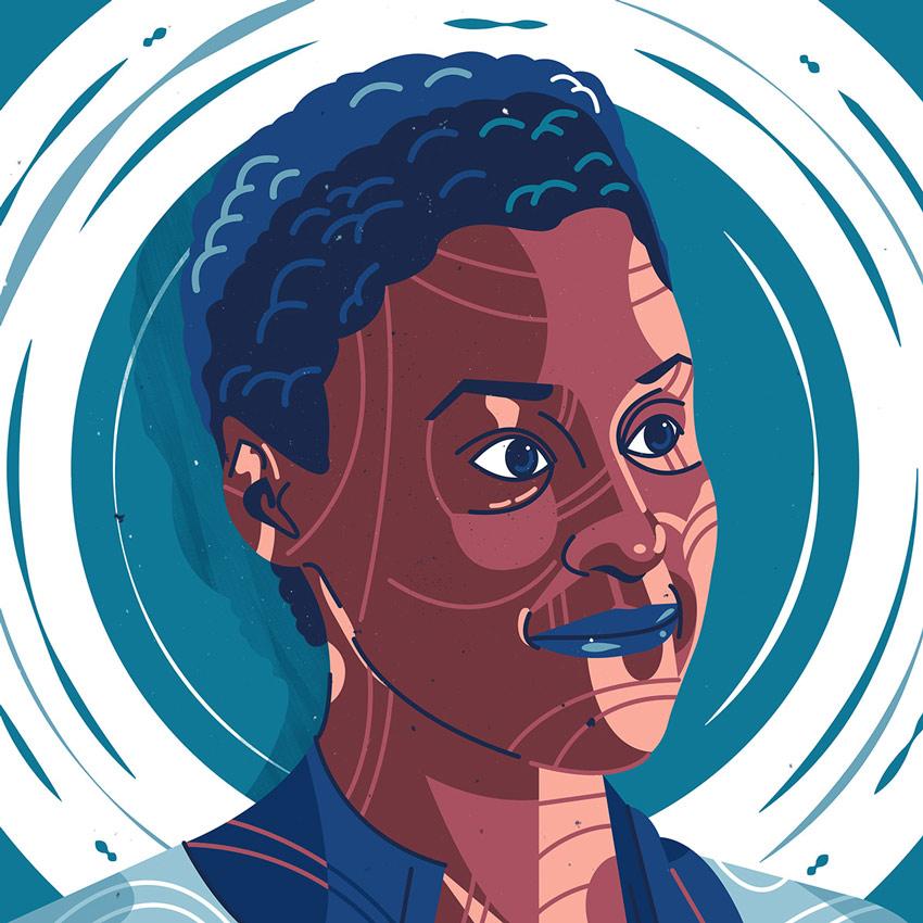 Portrait Issa Rae