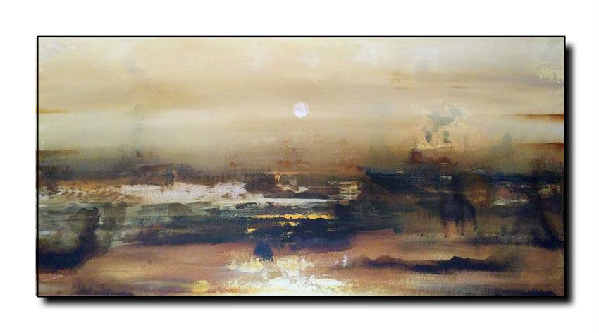 Acrylic on Canvas Landscape 2