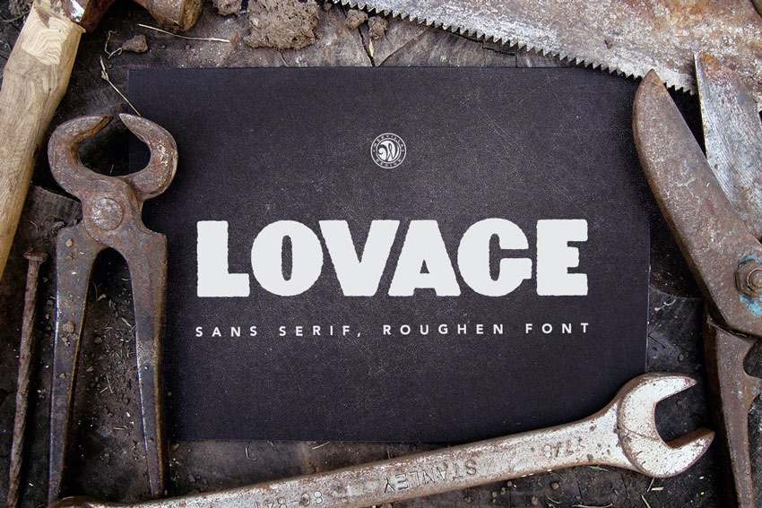Lovage Font