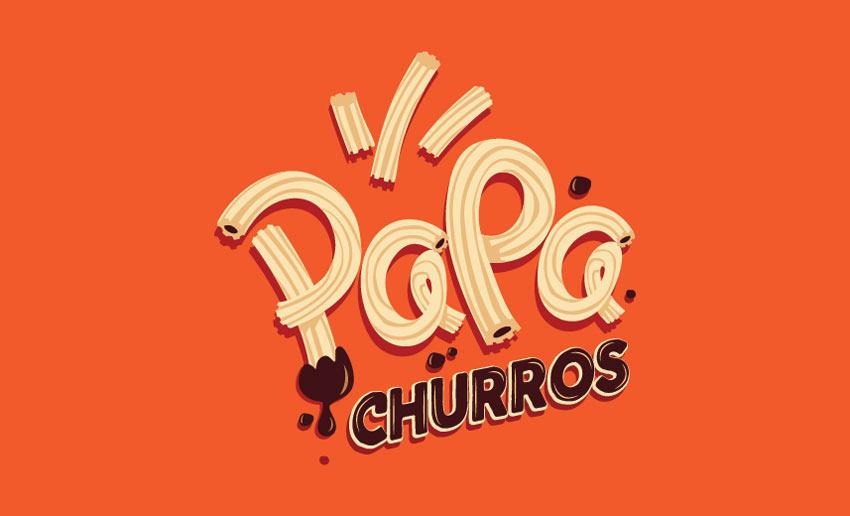 Logos Vol 1 Papa Churros