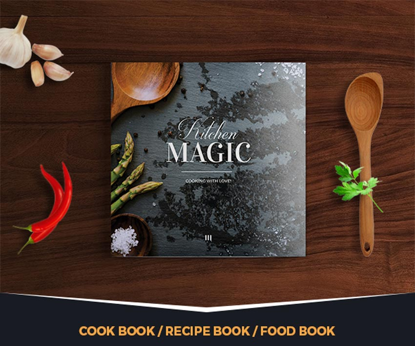Kitchen Stories Cook Book