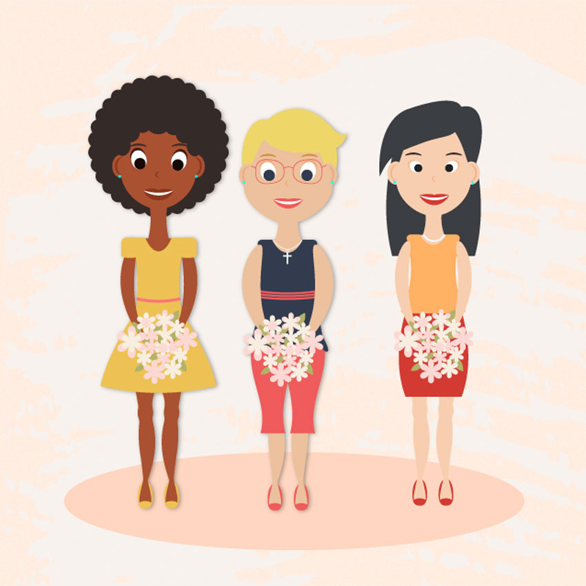 How to Create an Illustration for International Womens Day in Adobe Illustrator