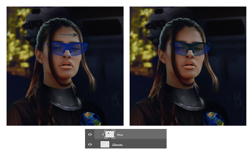 How to Create a Sci-Fi, Robot Photo Manipulation in Adobe Photoshop