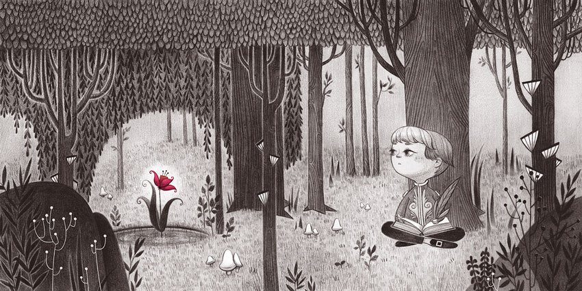 Childrens Book - Bloom by Basia Tran