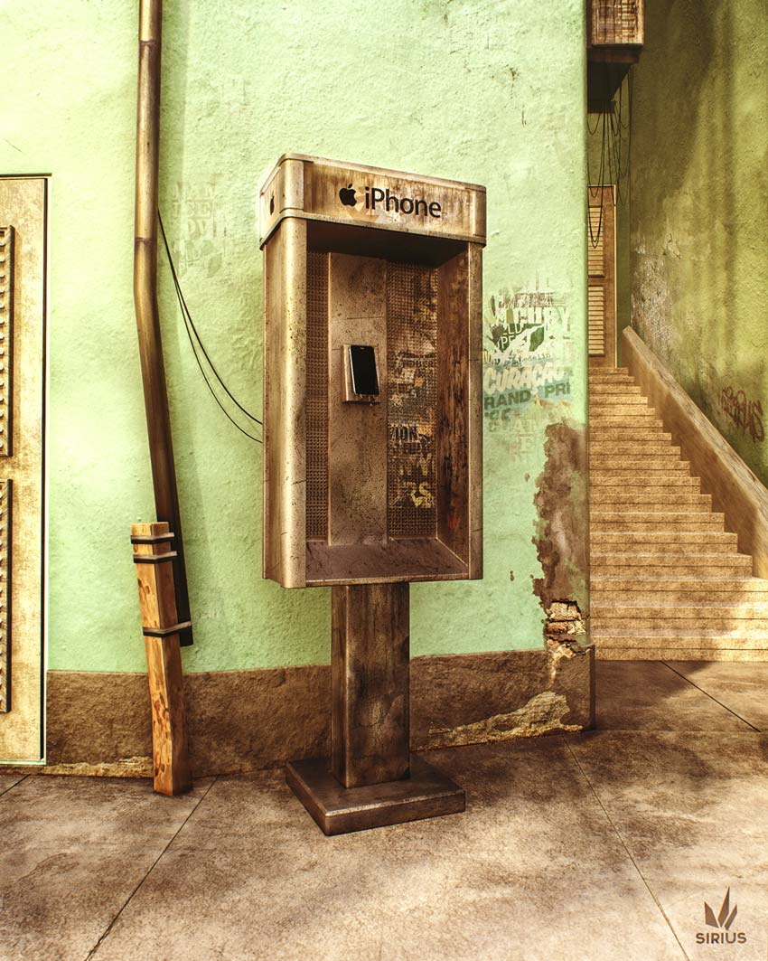 Streetphone by Stevenson Lacroes