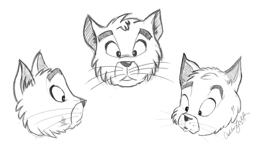 Cartoon Fundamentals The Secrets in Drawing Animals