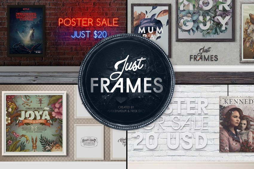 20 Best Photo Frame Effects for Photoshop to Make Your Pictures Pop