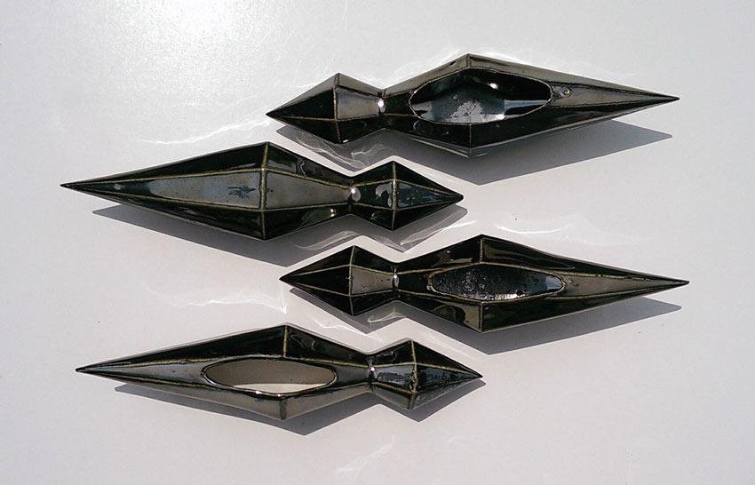 Geometric Vessels - Digital Fabrication