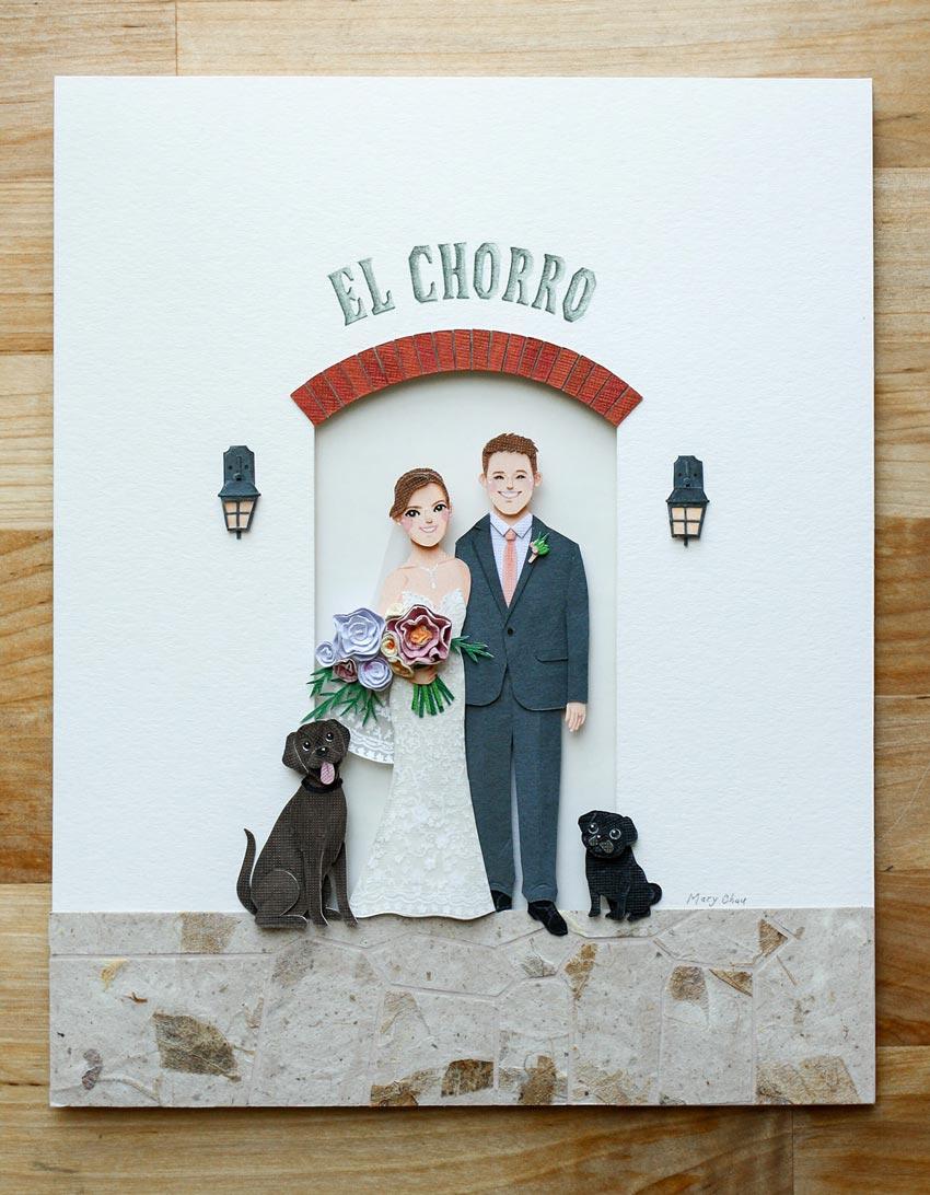 El Choro Wedding