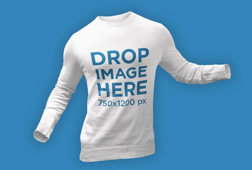 472a9a7b 25+ Best Free Photoshop (PSD) T-Shirt Mockup Templates