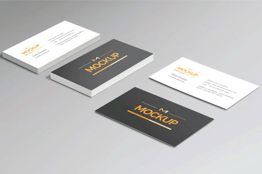 25 best free business card mockup psd designs 2018 business card mockup pack wajeb Image collections