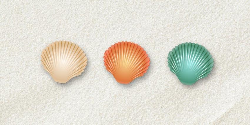 Quick Tip Create a Simple Seashell in Adobe Illustrator