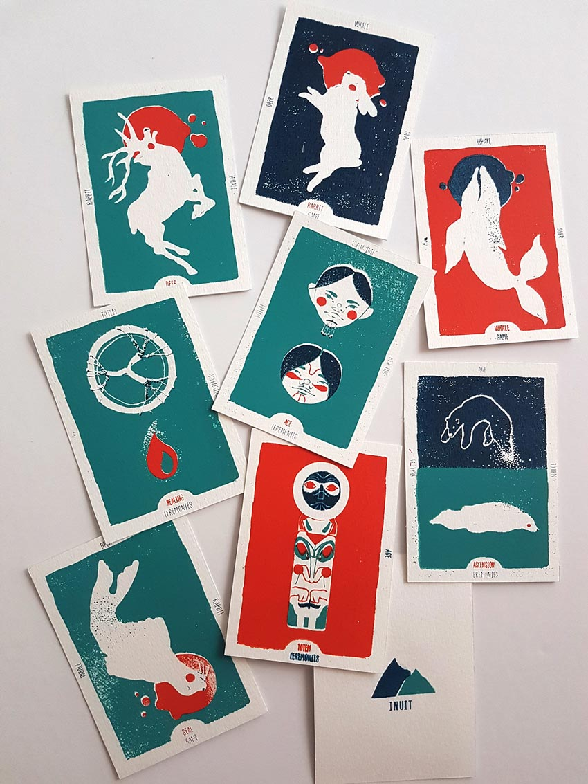 Inuit Cards