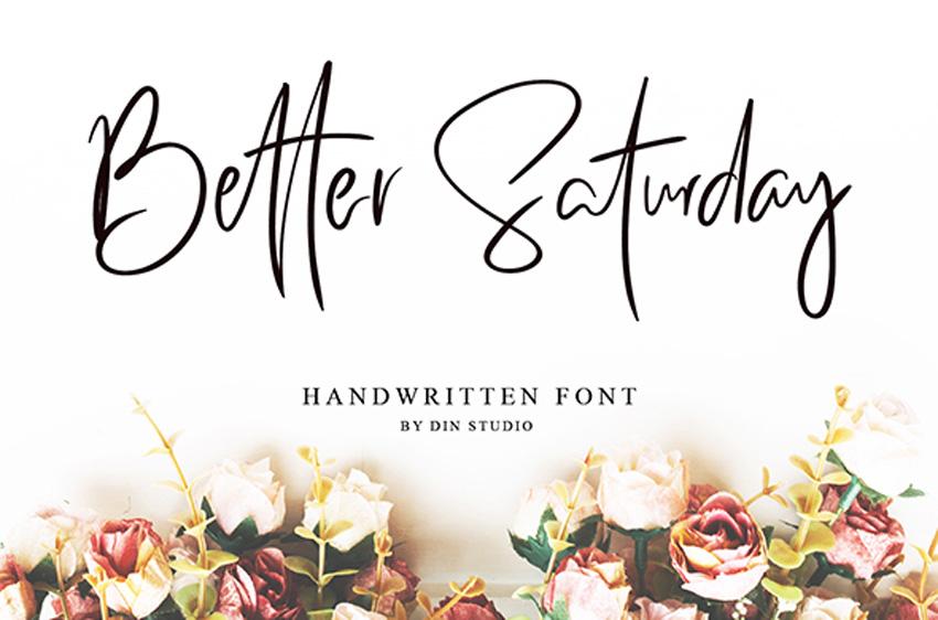 free hand lettering fonts