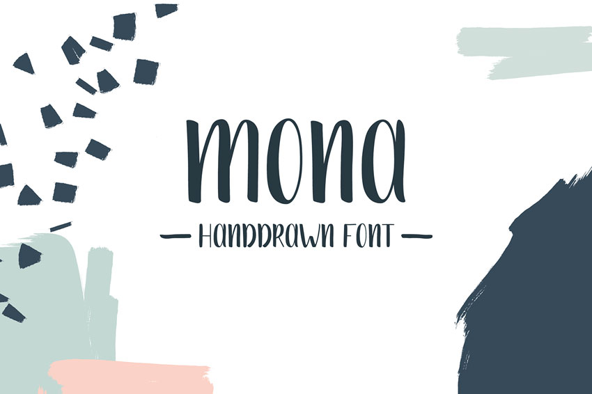 25+ Best (Free) Super-Cute Fonts With Pretty Design Styles