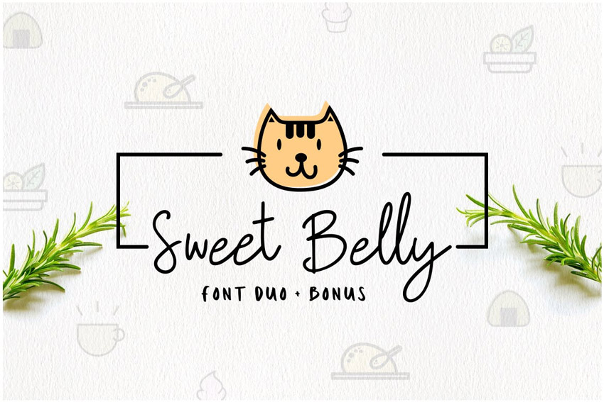 Sweet Belly Font