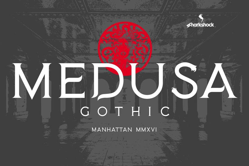 Medusa Gothic