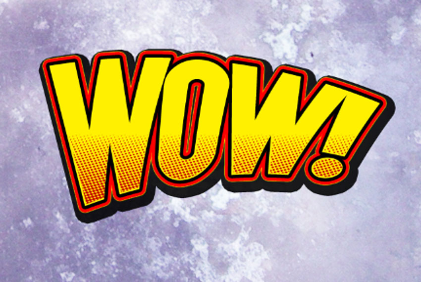 How to Create a Cartoon Text Effect in Adobe Photoshop