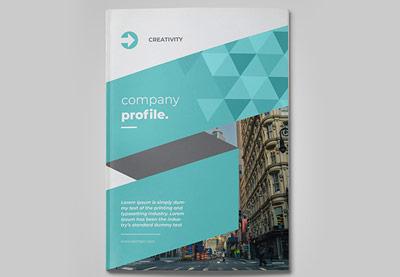 Word brochure templatepre