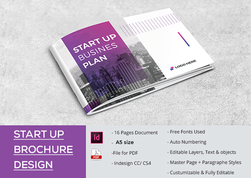 Start Up Brochure