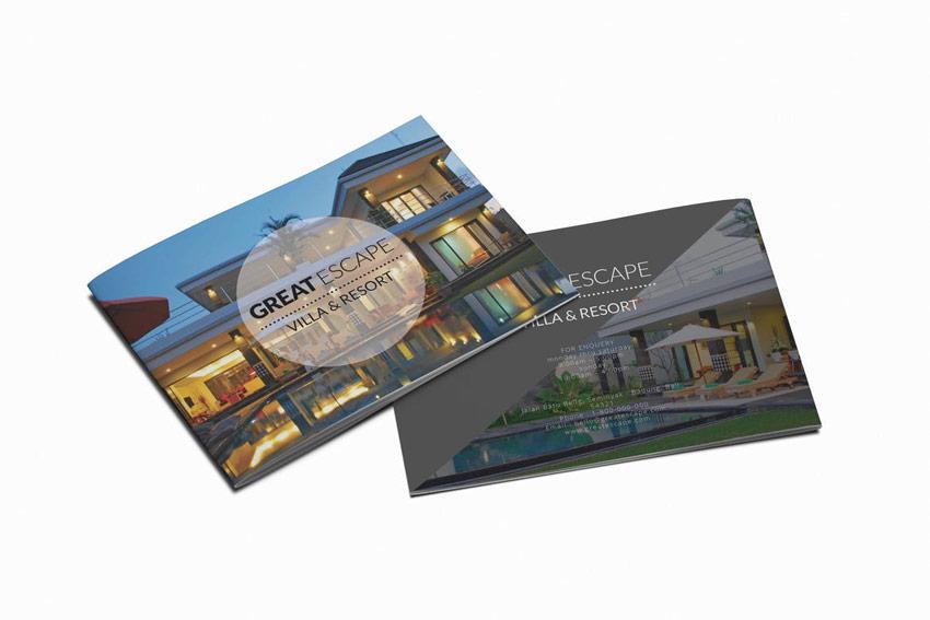 Villa Resort Brochure