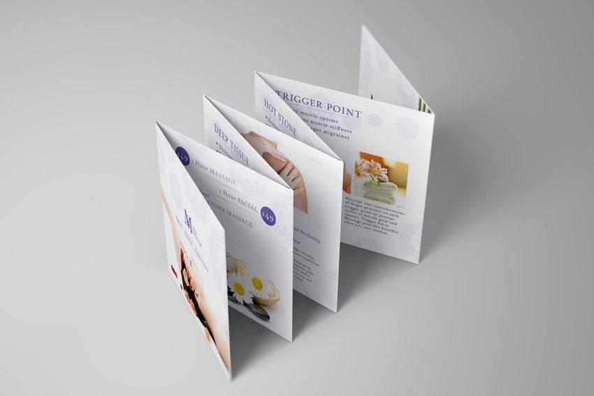 Square Mini Brochure