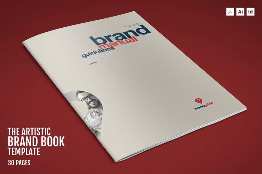 Brand Book Template