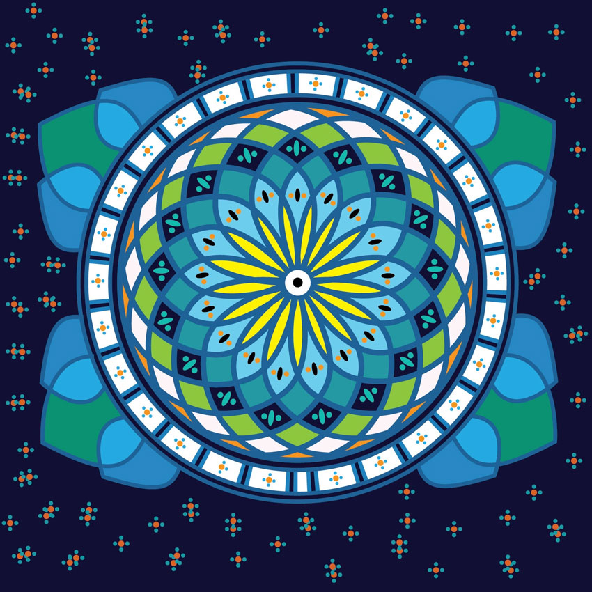 How to Create a Tunisian-Inspired Motif in Adobe Illustrator