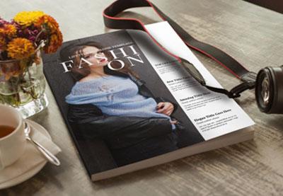 Magazine templateppre