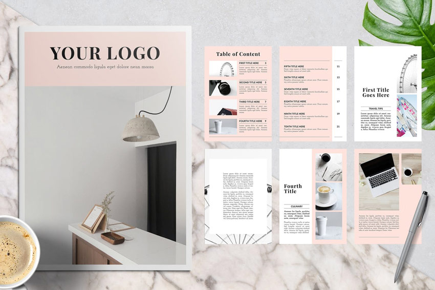 Basic Brochure Template