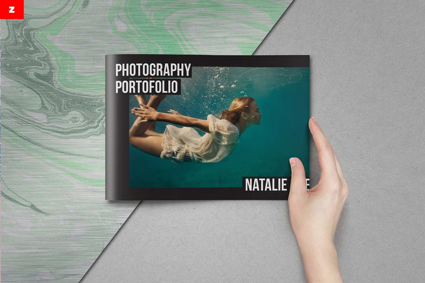 Simple Portfolio Brochure