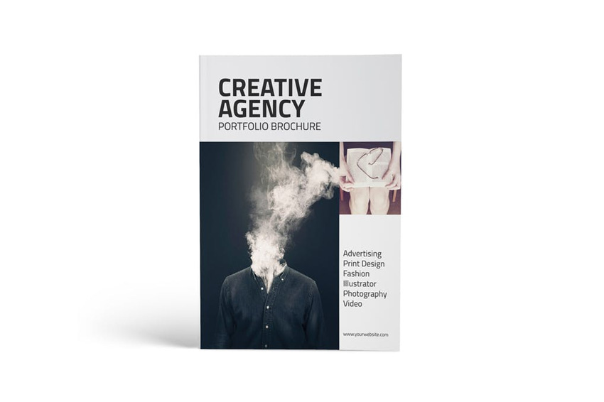 Creative Agency Portfolio Brochure