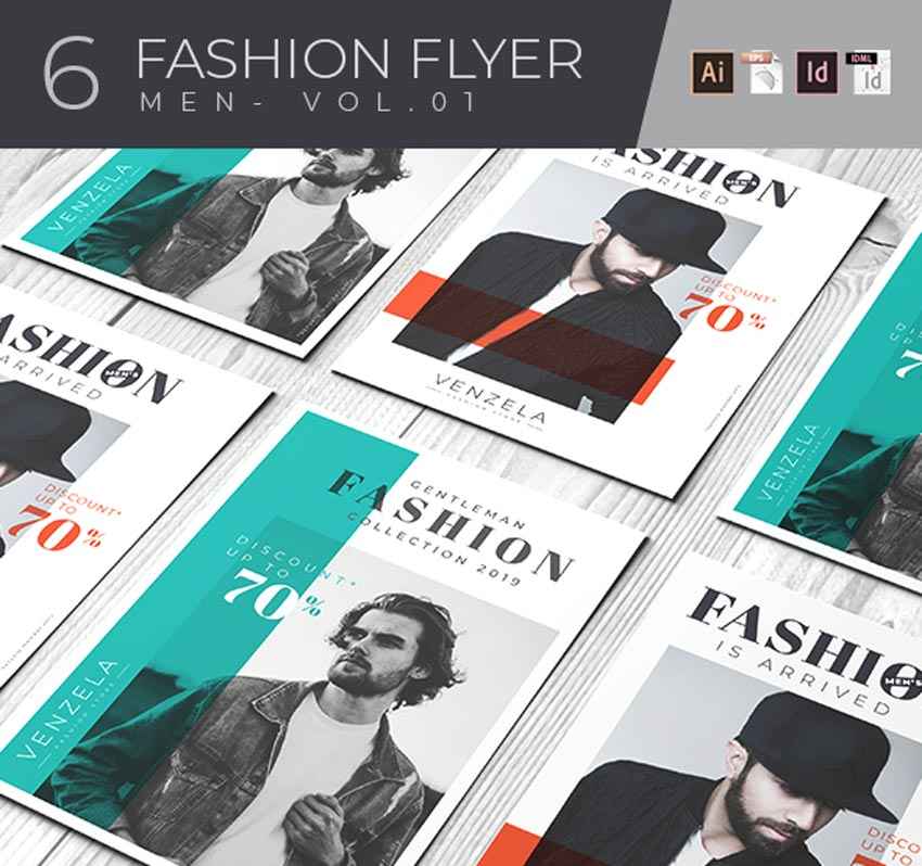 6 Fashion Flyer