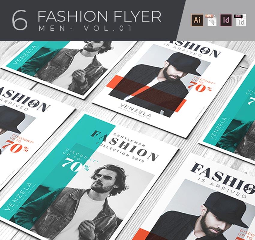 6 Fashion Flyer
