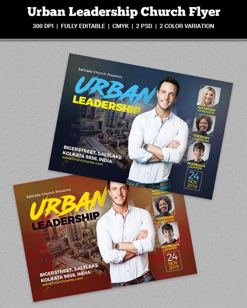 30+ Best Church Flyer Templates – Creative Touchs