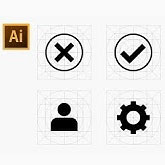 How to Draw Icons Using Grid
