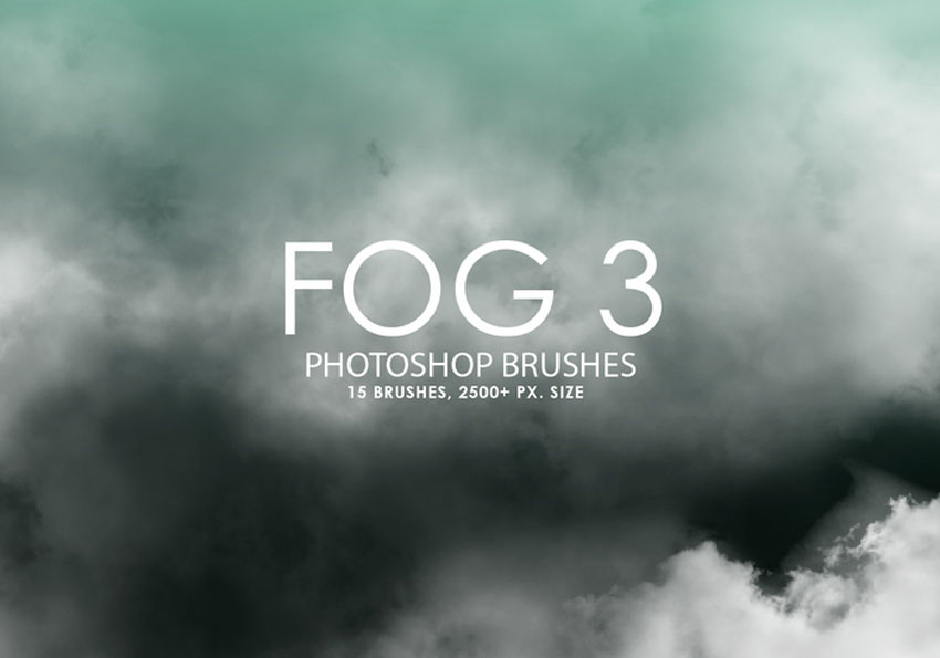 Fog Photoshop Brushes