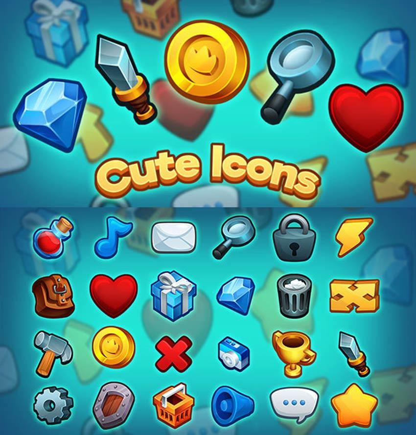 ame UI Icons