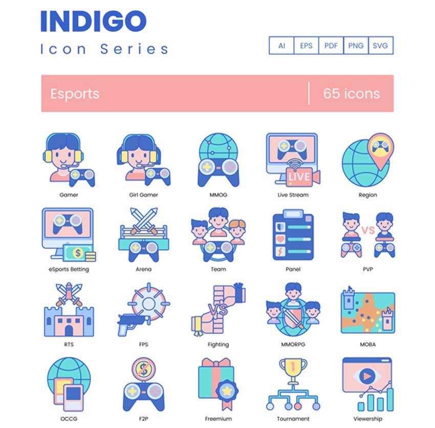 eSport Icons