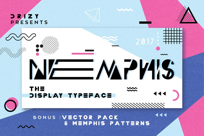 35 Best Retro 80s Fonts