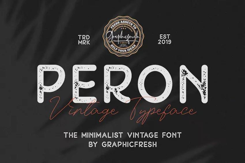 Peron - Modern Vintage