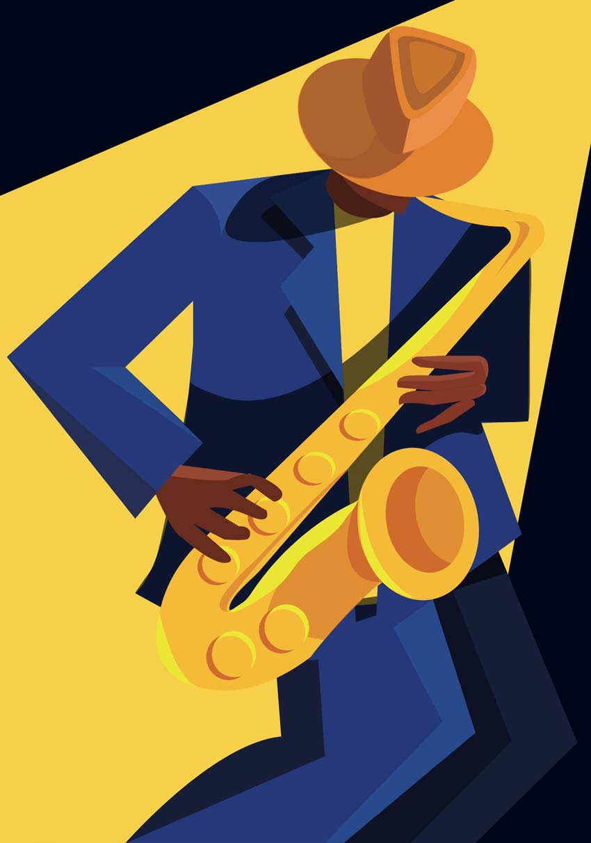 Jazz Illustrations