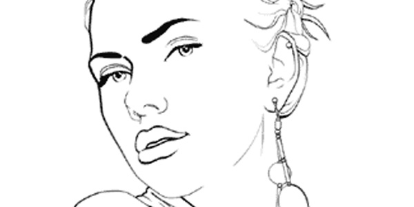 Line Drawing Effect Photo : Insane comic book style photoshop effects and cartoon