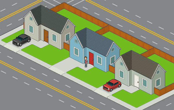 Streets added