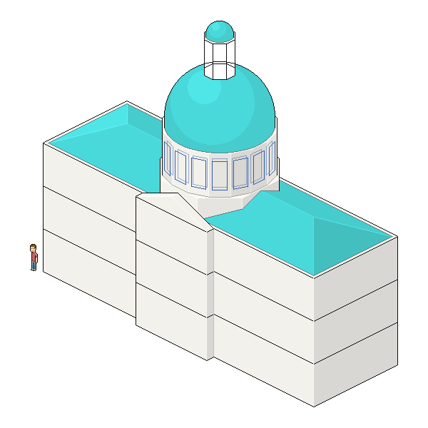 inside lines for dome windows