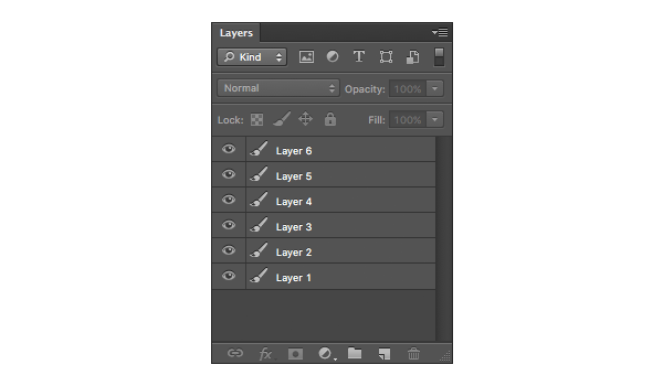 the file should contain one layer per frame