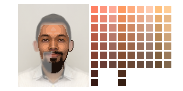 adding extra color row