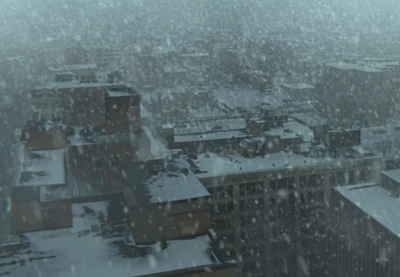 Preview for Create an Atmospheric Snow Shot in Nuke and Maya