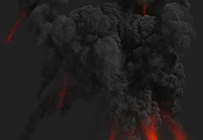 Fumefx explosion retina