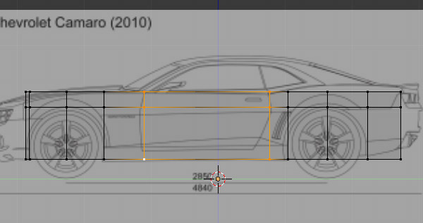 Create a low poly camaro in blender part 1 step 10 malvernweather Images